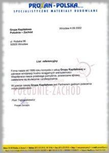 Proxan - Polska Sp. z o.o.