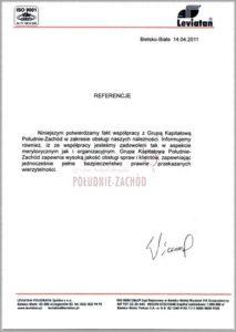Leviatan-Poligrafia Sp. z o.o.