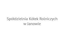 Spółdzielnia Kółek Rolniczych w Janowie